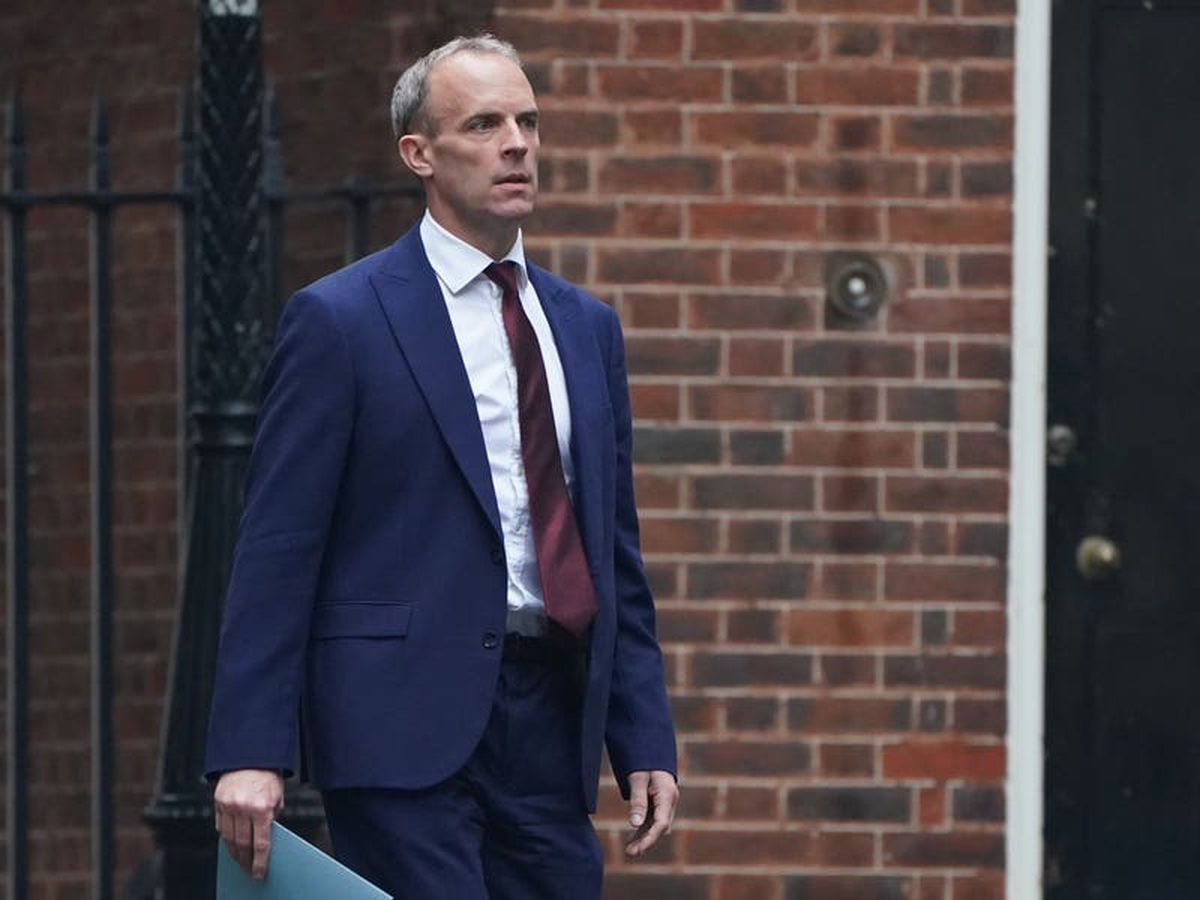 Dominic Raab pays the price for Afghanistan debacle