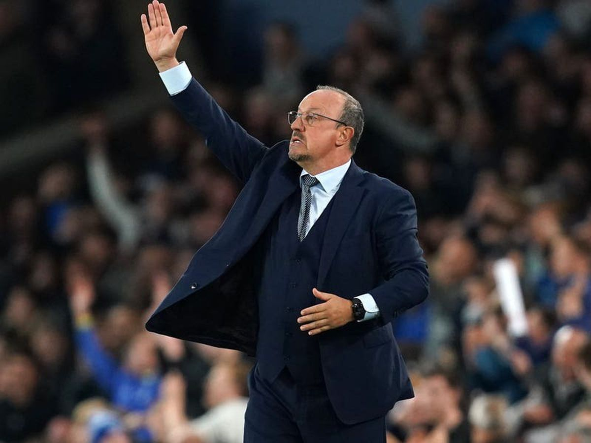 Rafael Benitez: Everton scoring first would be easier for my health