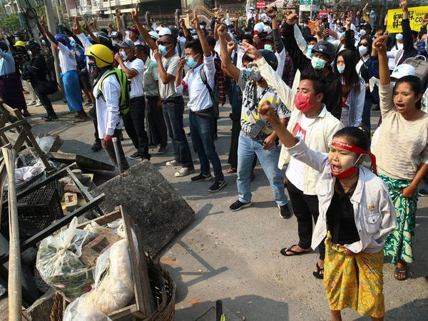 18 dead in Myanmar crackdown, says UN Human Rights Office