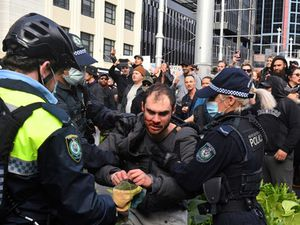 Thousands join anti-lockdown protests across Australia