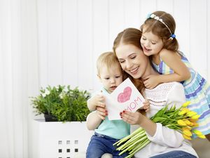 Mother's Day can mean different things to different people.