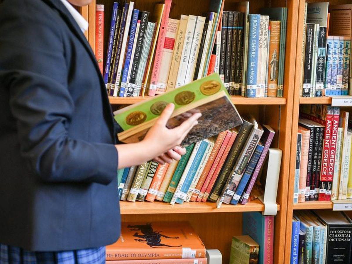 One in eight schools has no library – report