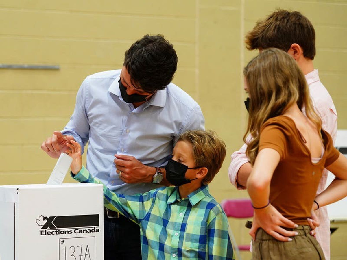 Trudeau's Liberals win Canada election but miss majority