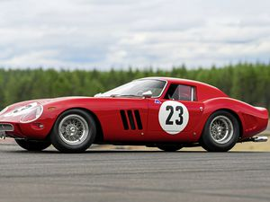 The third of 36 Ferrari 250 GTOs will head to auction next month and could fetch over £34 million (22116189)