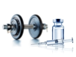 'Vanity culture behind the abuse of steroids'