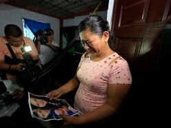 Mother's heartbreak over migrant son and granddaughter's deaths