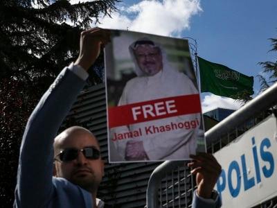 Washington Post prints empty column for Saudi journalist missing in Turkey