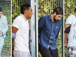 Spain attacks: Police find bomb belt in house used by terror suspects