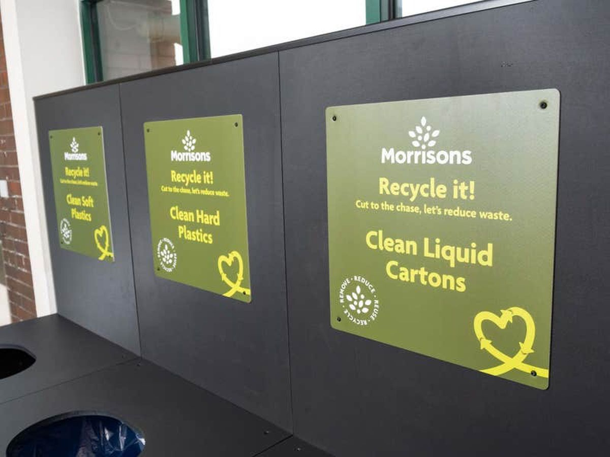 Morrisons to trial first 'zero waste' stores