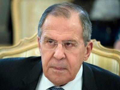 US respected Russia's red lines in Syria during air strikes, says Lavrov
