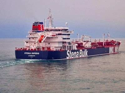 Hunt 'extremely concerned' by seizure of two oil tankers in Persian Gulf