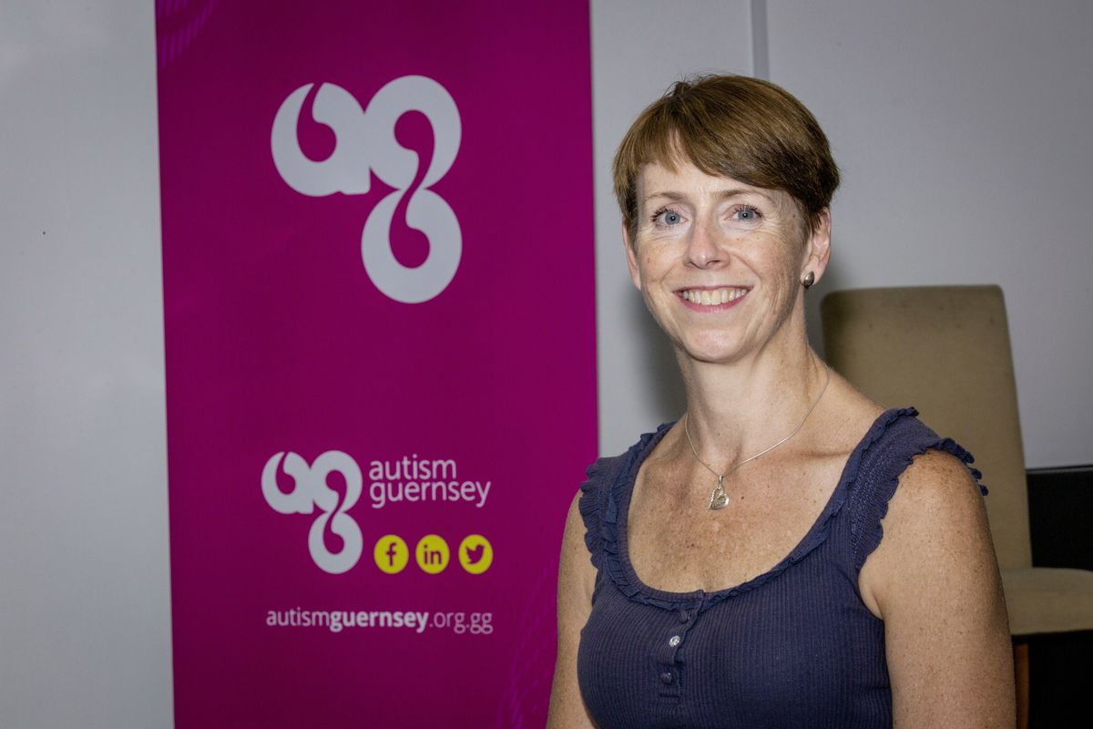 Katie Sweeney of Autism Guernsey.  (Picture by Sophie Rabey, 28575750)