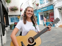 Town Carnival acts enjoy chance to perform on the street