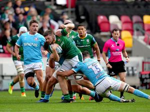 Luck not with London Irish as Gloucester snatch draw