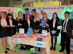 Topical plastic pollution book is Young Enterprise winner