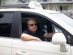 Guernsey Taxi Owners' Federation president Leon Gallienne. (Picture by Cassidy Jones, 29968062)