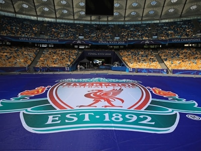 Liverpool fan Luke feels lucky to be at final