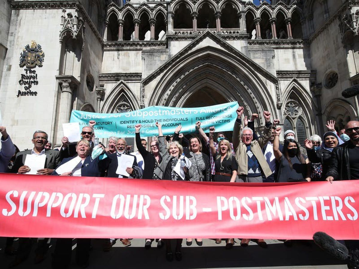 Up to £100,000 compensation for postmasters in Horizon scandal