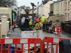 Vale Road to shut for three weeks from Monday