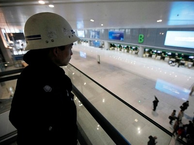 Shanghai airport automates check-in using facial recognition