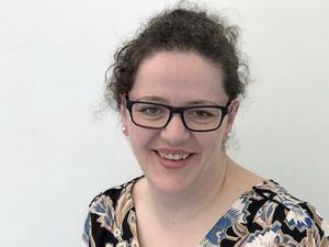 Beverley Hall, the island's new chief pharmacist, has likened her experience as an army reservist to the Guernsey Together spirit forged during the pandemic.