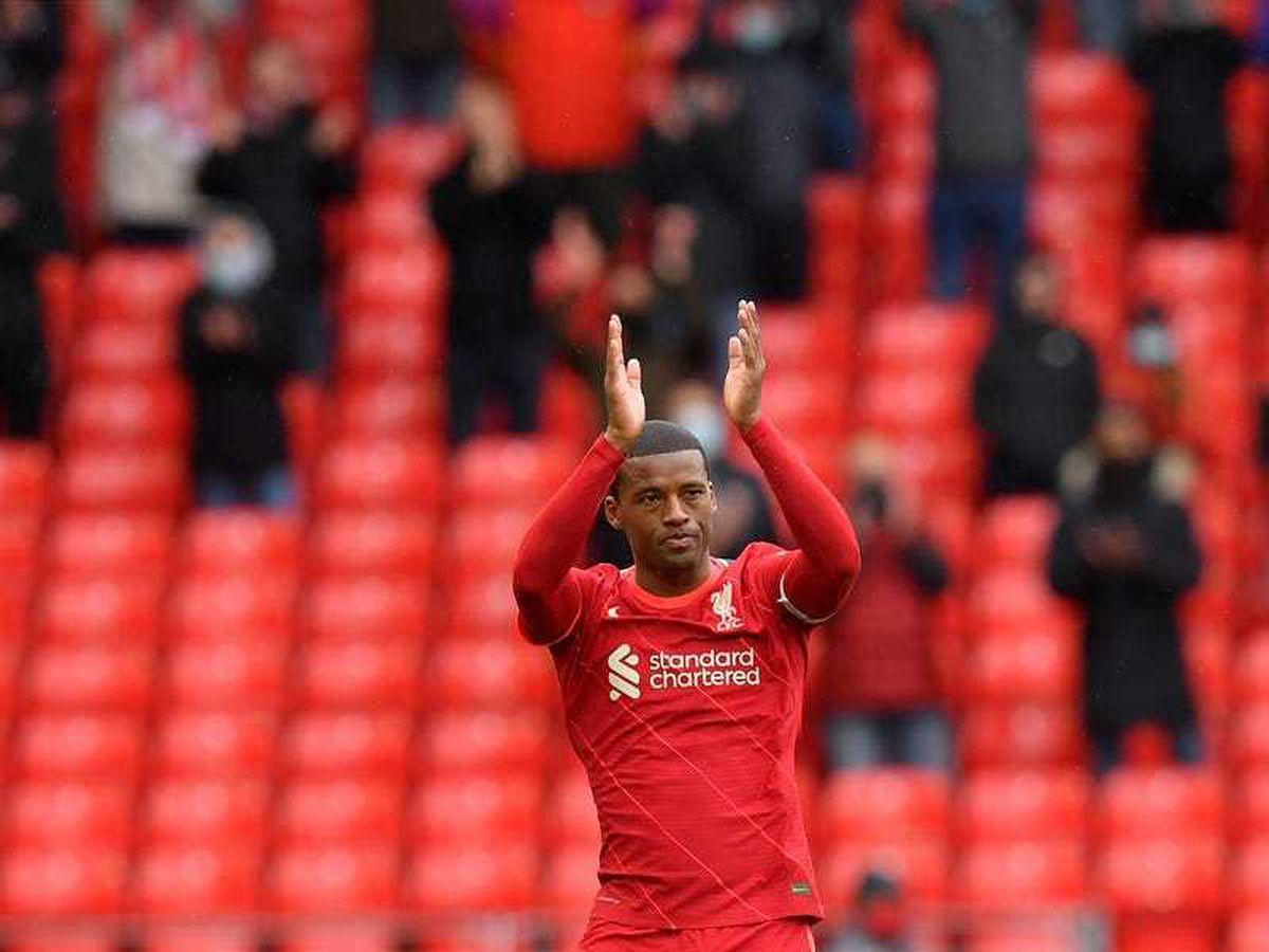 Georginio Wijnaldum joins PSG on three-year deal following his Liverpool exit