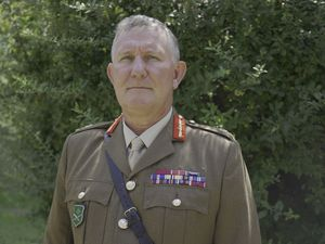 Lieutenant General Richard Cripwell will be Guernsey's next Lieutenant Governor. (29964787)