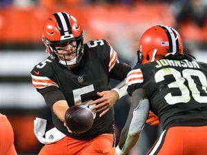 Shorthanded Cleveland Browns get job done with win over Denver Broncos