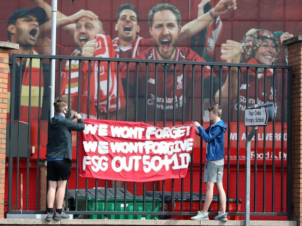 Spirit of Shankly reveal positive first meeting with Liverpool over Super League