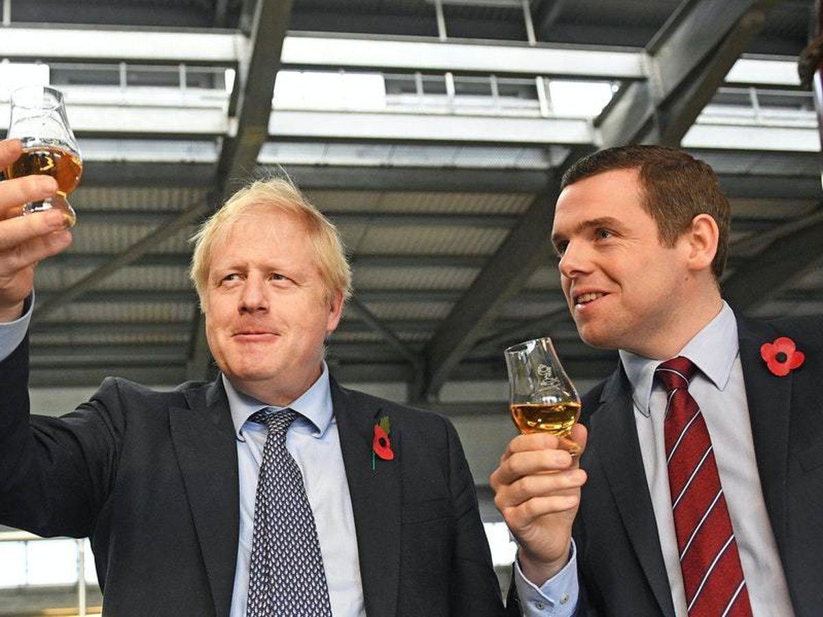 Douglas Ross poised to confirm Scottish Conservatives leadership bid