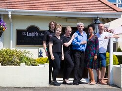 Pride of Guernsey: Antony Green and the Longfrie Inn team