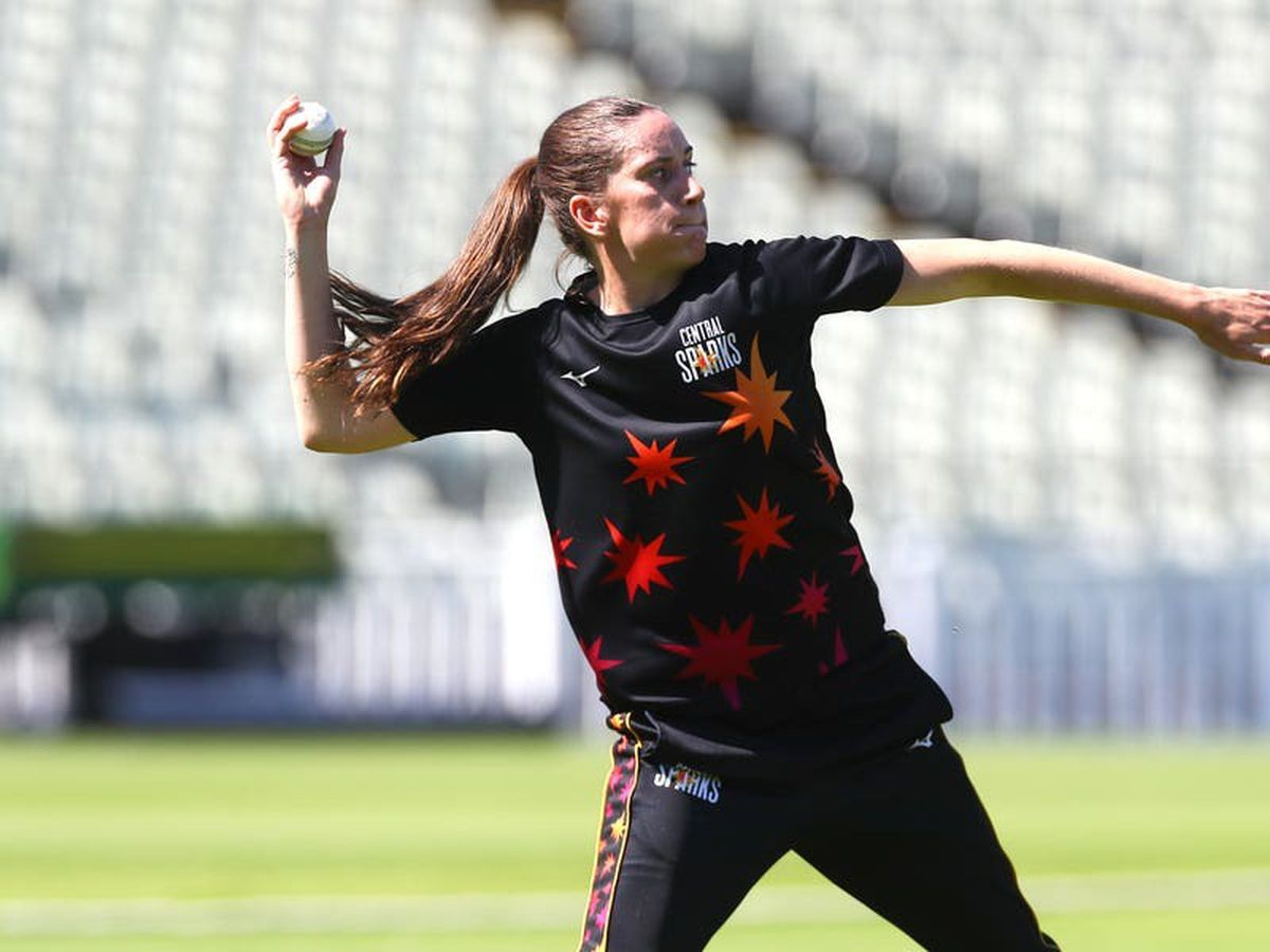 Emily Arlott as shocked as anyone she received England call-up for India Test