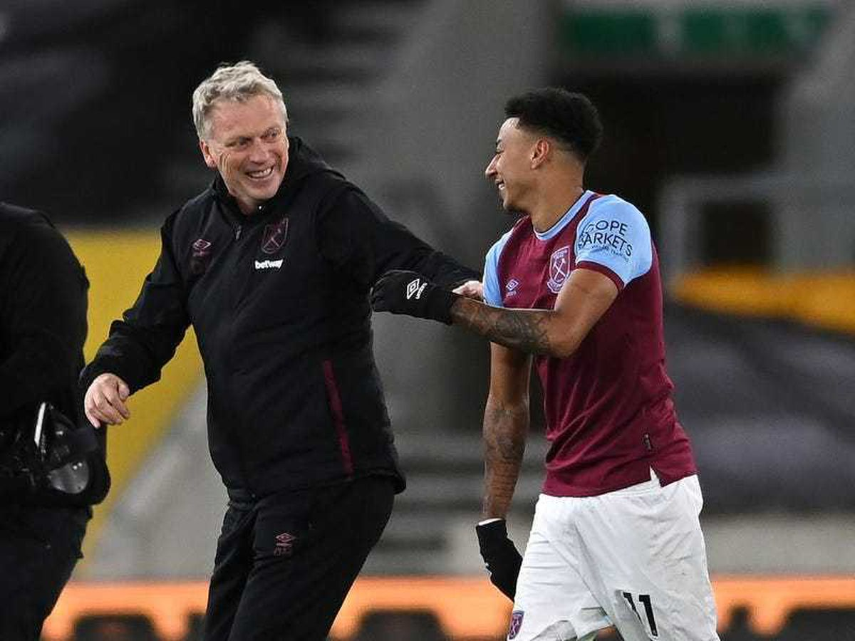 David Moyes: Return to West Ham for Jesse Lingard never on the cards this summer