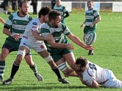 Guernsey go top with six-try raid at Sidcup