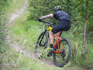 La Pomare is set to host a mountain bike time trial on Sunday as cycling resumes after lockdown. (Picture by Sophie Rabey, 29321652)