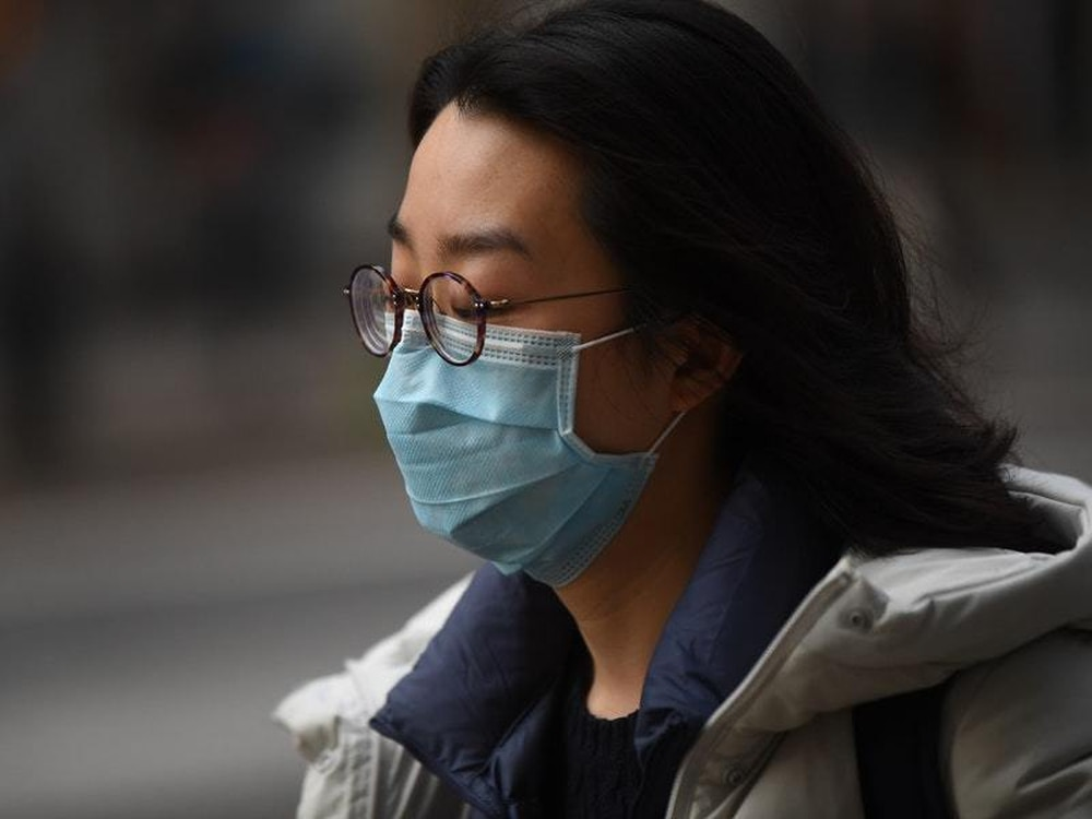 Demand for face masks appears to spike in United Kingdom amid coronavirus fears