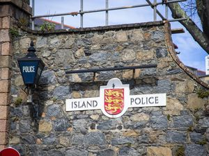 Picture by Sophie Rabey.  16-04-20.  St Peter Port - Generic Building Picture of the Police Station. Hospital Lane, St Peter Port.  GPweb.. (29916976)