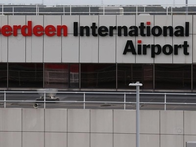 Aberdeen flights cancelled after flybmi goes into administration