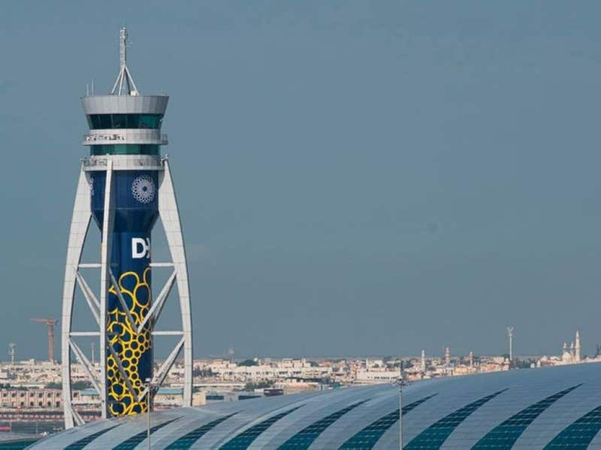 Planes collide on taxiway at Dubai International Airport