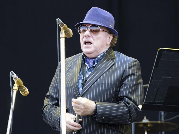 Sir Van Morrison launches legal challenge against live music ban