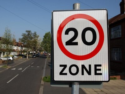 Cutting speed limit in towns 'could save almost £40m and reduce casualties'