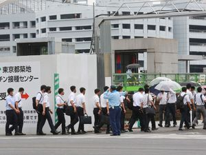 Japan looks to ease virus state of emergency ahead of Olympics