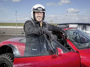 Local man Zef Eisenberg will front the new ITV4 show Speed Freaks. Picture credit: Speed Freaks. (25397355)