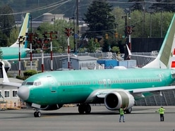 Boeing orders and deliveries continue to sag with Max grounding