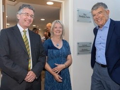 Perkins suite helps KGV to become charitable hub