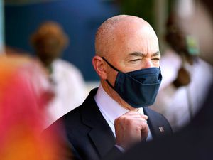 US Homeland Security secretary tests positive for Covid