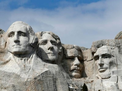 Donald Trump promises fireworks at Mount Rushmore in election year