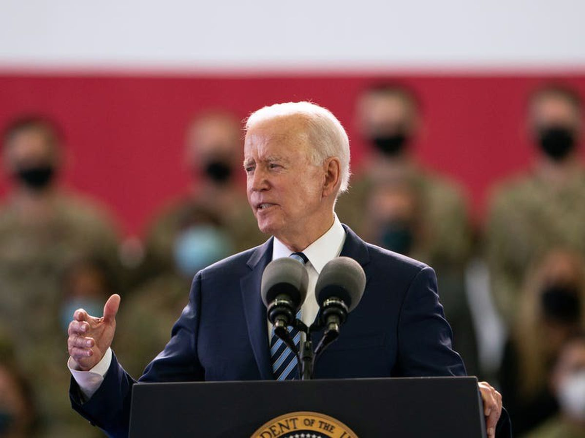 Joe Biden: Mildenhall speech in full