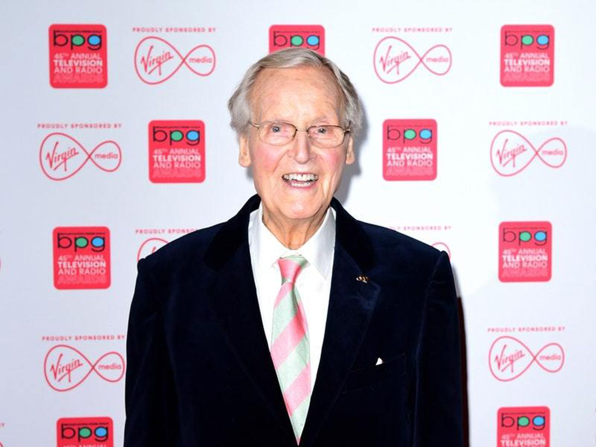 Tributes paid to Just A Minute host and 'broadcasting legend' Nicholas Parsons
