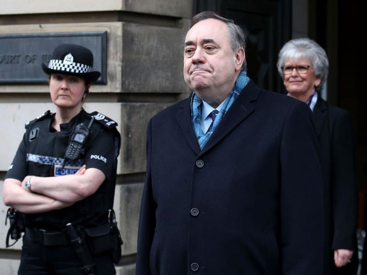 Salmond: I was disadvantaged in court by 'reprehensible' withholding of evidence